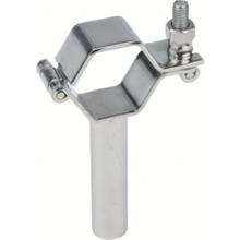 Colliers hexagonaux MACON avec tiges inox 304