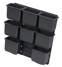 Lots d'inserts pour boîtes de transport SCM