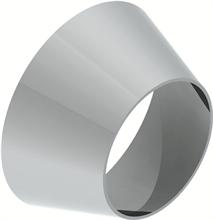 Réductions concentriques à souder inox 316 DIN