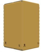 Carton Bib Bag in Box 5L Flexo Oenobag Ecru
