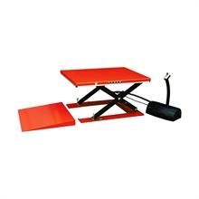 Tables élévatrices 1T extra plates